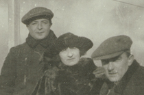 1921 W drodze do Ameryki